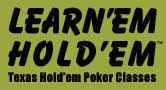 Learn'em Hold'em Poker Classes by Minnesota Gaming in Saint Paul.