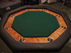 Pete's Poker Table